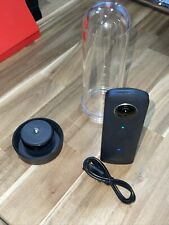 Ricoh THETA S 14.0MP Digital Camera - Black With Waterproof Case