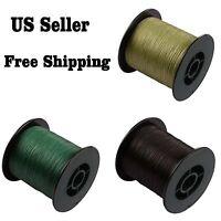 US 100-2000M 10LB-300LB Green Multicolor Gray Extreme Dyneema Braid Fishing Line