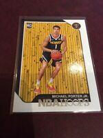 2018-19 Michael Porter Jr NBA Hoops Rookie RC #254