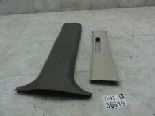 Montero Sport Right Passenger Side Seat Belt Center Pillar Interior Trim Cover