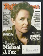 Rolling Stone Issue 1192 Sept 26, 2013-Michael J Fox- Global Warming Case Closed