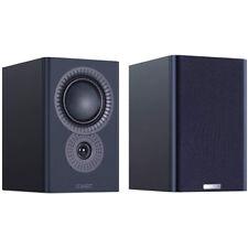 Mission LX-2 MKII Speakers - Pair Black Bookshelf Loudspeakers