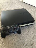 Sony PlayStation PS3 Slim Edition 160GB CECH-2501A Console
