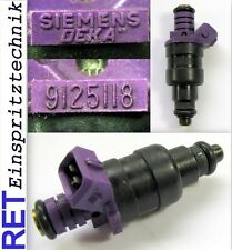 Iniettore strumento Siemens 9125118 VOLVO V 40 S 40 2,0 puliti esaminato &