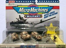 Micro Machines Military - Recon Patrol Collection #2 - MINT IN BOX !!!