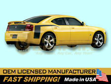 2005 2006 2007 2008 2009 2010 Dodge Charger Super Bee Decals Stripes Kit