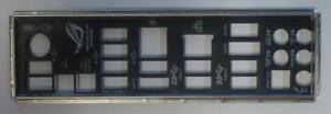 ASUS Rampage IV Extreme Blende - Slotblech - IO Shield   #36261