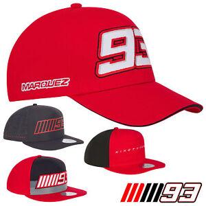 New! Marc Marquez 93 Caps & Beanies Official MotoGP Licensed Merchandise
