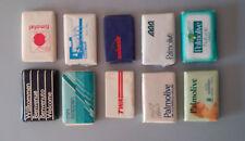 Lotto 10 saponettine da collezione Hotel e varie anni 80