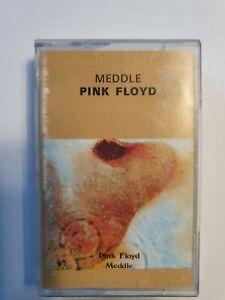 Pink Floyd Meddle Cassette