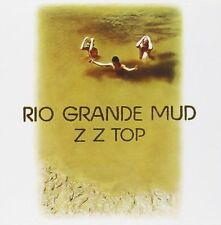 ZZ Top Rio Grande Mud CD NEW SEALED