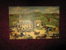 "Vintage postcard ""Roadside America"" The Shrine Church"