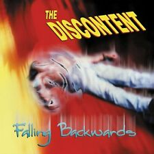 THE DISCONTENT - Falling Backwards - 10 TRACK MUSIC CD - LIKE NEW - F088