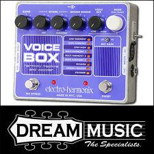 Electro Harmonix EHX Voice Box Vocal Harmony Machine/Vocoder FX Pedal RRP$599
