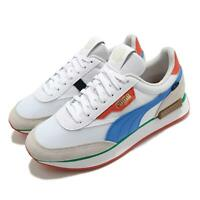 Puma Future Rider Super Mario 64 Nintendo White Red Men Women Unisex 380196-01