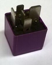 GM SAAB PURPLE SIEMENS RELAY - 90459642 12V 30A V23136-J4-X10 Fuel Pump