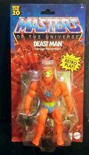 "?Masters of the Universe Origins ""BEAST MAN"" Action Figure Walmart He-Man New?"