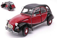 Model Car Scale 1:18 diecast Citroen 2CV 2 Cv Charleston Classic Miniatures