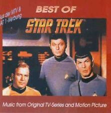 Startrek-Best of Music from orig. tv-series & motion picture [CD]