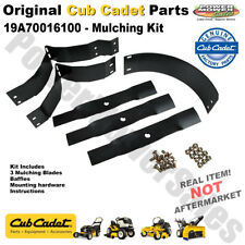 Cub Cadet Replacement Mulching Kit for 48� Deck Mowers & Others / 19A70016100