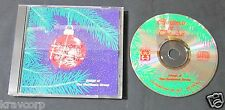 WHITNEY HOUSTON/PEGGY LEE 'CHRISTMAS IN THE AIR' 1990s PROMO CD--MELLENCAMP