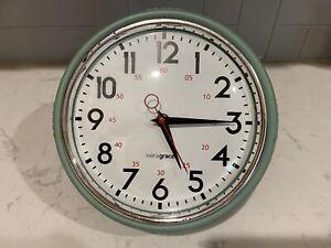 Kiera Grace wall clock green