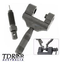 Motorcycle heavy duty chain breaker cutter 415, 420, 428, 520, 525, 530 630 tool