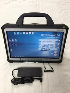 MB Star Mercedes Xentry 06.2021 Mk2 Tablet