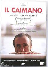 Dvd Il Caimano di Nanni Moretti 2006 Usato