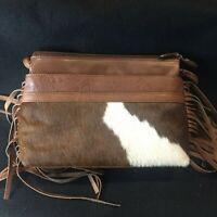ili New York 6824 Leather Organizer on a string with RFID lining