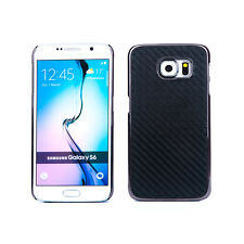 Shockproof Ultra Carbon Fiber Slim Case Cover For Samsung Galaxy S6