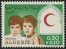 ALGERIE N°446** Croissant rouge,1967 ALGERIA Red Crescent MNH