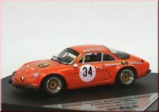 "Alpine Renault A110 "" Jägermeister "" Avusrennen 1973 #34 Bohnhorst - Trofeu 1:43"