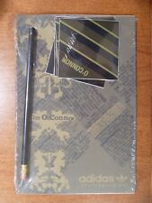 "adidas RARE TIM O'CONNOR ""COFFEE TABLE"" NOTE BOOK/PENCIL/STICKERS SKATEBOARDING"