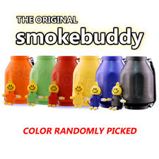 THE ORIGINAL SMOKE BUDDY PERSONAL AIR FILTER (Color May Be Vary Randomly Picked)
