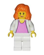 Lego Mary Jane 3 4852 The Final Showdown Spider-Man Minifigure