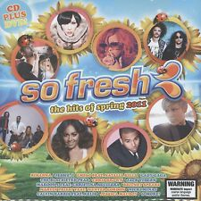 So Fresh: The Hits of Spring 2011 - So Fresh: The Hits of Spring 2011 cd dvd