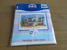 DMC Cross Stitch Kit - Lickle Ted - Lickle Holidays BL590/54