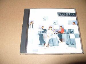 ICEHOUSE Measure For Measure + Bonus Tracks 1986 cd Near Mint condition