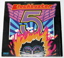 Philippines BLACKBUSTER 5 LP Record