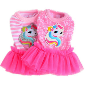 Dog Dress For Small Dogs Puppy Teacup Chihuahua Yorkie Tutu Lace Skirt Clothing