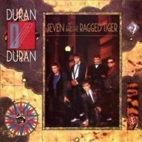 Duran Duran - Seven And The Ragged Tiger (NEW CD)
