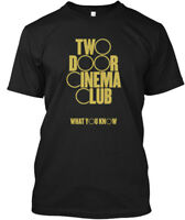 Two Door Cinema Club - What You Know Hanes Tagless Tee T-Shirt