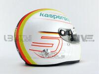 Mini casco Sebastian Vettel Ferrari GP stagione 2020 scala 1/2