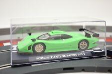 07003 Fly Racing Voiture Miniature 1/32 Circuit Routier Électrique Porsche 911