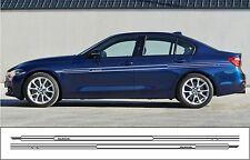 bmw e90 e91 e96 e93 Alpina Style pinstripes side stripes decals all 3 series