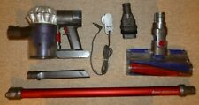 Dyson V6 Total Clean Cordless Vacuum Cleaner.Used working good condition.