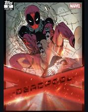 Topps Marvel Collect X-Force Deadpool 1st Print Award 186CC Epic