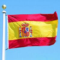 Bandera País 90x150cm 3X5 FT Spain Spanish National Banderas España Nacional
