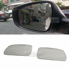 Blind Spot Curved Rearview Side Mirror Glass LH RH for HYUNDAI 2010-2015 Tucson